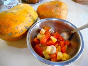 papaya, Mysore