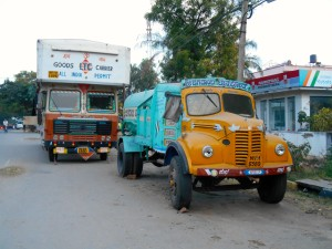 Mysore truck
